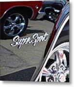 Impala Ss Metal Print