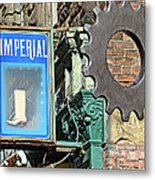 Imperial Metal Print