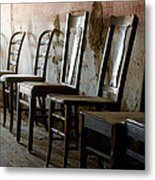 In Another Life Another Time II Metal Print