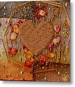 In Cookie And Bread Style Metal Print