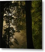 In Soft Shades Of Paradise Metal Print