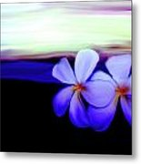 In The Evening Metal Print