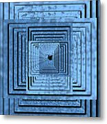 In The Eye Of The Storm 6 Metal Print