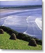 Inch Beach, Co Kerry, Ireland Metal Print