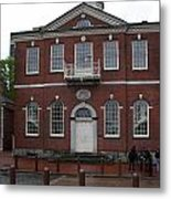 Independence Hall Philadelphia I Metal Print