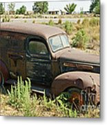 Independent Dairy Delivery Metal Print