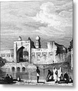 India: Bijapur, C1860 Metal Print