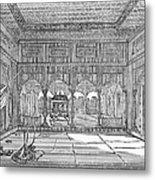India: Hindu Temple Metal Print