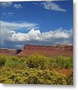 Indian Creek Classic Metal Print