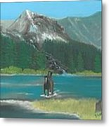 Indian River Metal Print