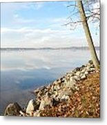 Indian Summer Day Metal Print