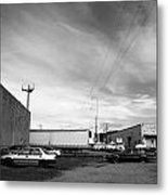 Industry And Beauty Metal Print