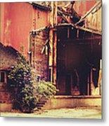 Industry In Disarray Metal Print