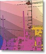 Industry Six Metal Print
