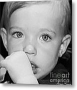 Innocents 1 Metal Print by Lorraine Louwerse