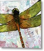 Insect Art - Voice Of The Heart Metal Print