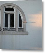 Inside And Out Metal Print