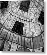 Inside The Balloon Two Metal Print