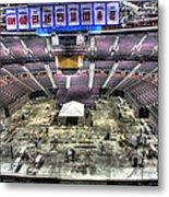 Inside The Palace Of Auburn Hills 2 Metal Print