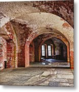 Inside The Walls Metal Print by Garry Gay