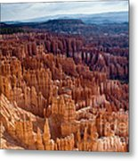 Inspiration Point Metal Print by Jim Chamberlain