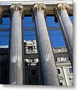 Institute Of Cervantes In Madrid Metal Print