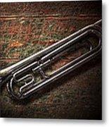Instrument - Horn - The Bugle Metal Print