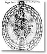 Integrae Naturae, 17th Century Metal Print