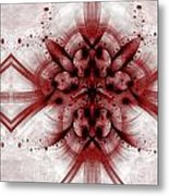 Intelligent Design 1 Metal Print by Angelina Vick