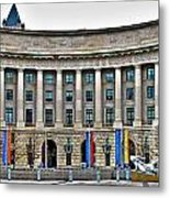 Interstate Commerce Commission Metal Print
