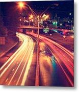 Interstate I-240 Metal Print