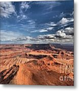 Into The Sky Metal Print