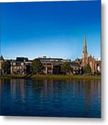 Inverness Waterfront Metal Print