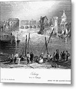 Ireland: Galway, C1840 Metal Print