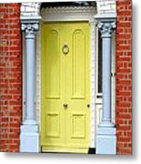 Irish Door Five Metal Print