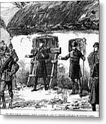 Irish Land League, 1887 Metal Print