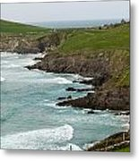 Irish Sea Coast 2 Metal Print