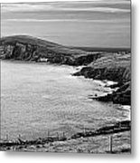 Irish Western Coast Metal Print