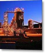 Iron Duke Mine Metal Print by David Barringhaus