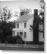 Isbell House Appomattox Virginia Metal Print by Teresa Mucha