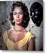 Island In The Sun, Dorothy Dandridge Metal Print