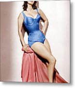 It Started In Naples, Sophia Loren, 1960 Metal Print by Everett