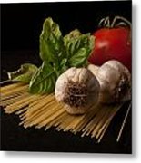 Italian Palate Number 6 Metal Print