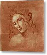 Itso Leonardo Metal Print