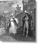 Ivanhoe, 1832 Metal Print