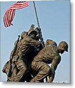 Iwo Jima Memoria 2 Metal Print