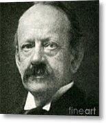J. J. Thomson, English Physicist Metal Print