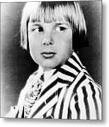 Jackie Coogan (1914-1984) Metal Print