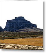 Jailhouse Rock And Courthouse Rock Metal Print