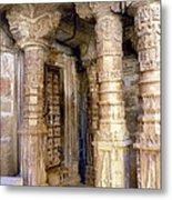 Jaisalmer Temple Metal Print